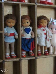 German ARI dolls