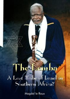 Genetic Y-DNA analyses in the have established a partially Middle-Eastern origin for a portion of the male Lemba population. Black History Books, Black History Facts, Black Books, African Culture, African American History, Black Hebrew Israelites, Tribe Of Judah, People Of Interest, Marketing Digital