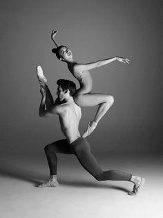 Brett Chynoweth and Karen Nanasca