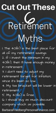 401k Myths Exposed-Don't Get Fooled by the Hype When Planning for Retirement