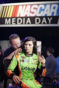 Puppies, rings, mullets highlight Daytona 500 media day - Charter.net