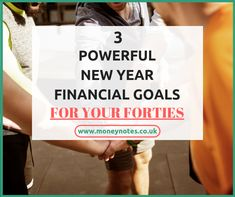 Three Powerful New Year Financial Goals For Your Forties — MoneyNotes Retirement Savings Plan, Retirement Age, Saving For Retirement, Retirement Planning, Financial Success, Financial Planning, Personal Goals, Personal Finance, New Year Goals