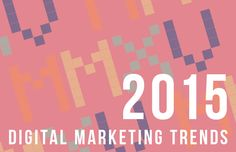 Our newest blog series focuses on all the Digital Marketing trends which will be important in 2015. #Digital Marketing #ptsmultimedia http://www.ptsmultimedia.com/blog/digital-marketing-trends-for-2015/