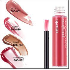 mark pro gloss hook up plumping lip shine