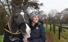 Valegro & Charlotte-Next week one of Britain's finest sporting champions will perform in competition for the last time. On Wednesday, he will bring to a close a competitive career encompassing four Olympic medals (three of them gold), several world and European titles and a plethora of records.