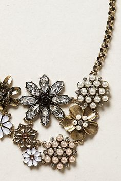 Love this Anthropologie necklace Detail (rollover)