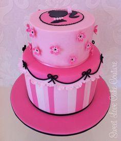 Vintage Barbie Cake  Cakes cakepins.com