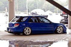 WRX Wagon × Rotiform
