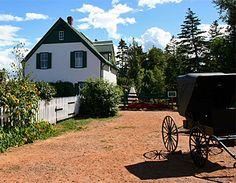 Green Gables Charlottetown, Prince Edward Island...