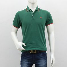 United Colors of Benetton – Green Polo T-Shirt Polo T Shirts, Benetton, Shopping Sites, Men's Collection, Outlets, Polo Ralph Lauren, Cool Style, Break Outs, Polo Shirts