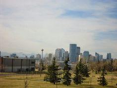 Calgary downtown NE side
