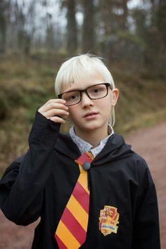 Harry Potter ja koirakaveri #harrypotter #costume #asu #naamiaiset #halloween