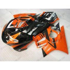 Honda CBR600 F3 1995-1996 Injection ABS Fairing - Others - Orange/Black | $699.00
