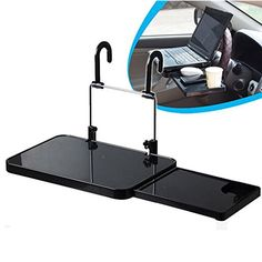 Buy Zonstyle NEW Multi-functional Car Vehicle Seat Portable Foldable Car Seat Back Pc Mount Tray Black Table Laptop Notebook Desk Table Car Dining Food Drink Desk Cup Holder Computer Rack, Folding Computer Desk, Laptop Desk, Laptop Stand, Mini Camper, Interior Accessories, Car Accessories, Diy Auto, Car Table