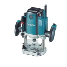 Makita 3-1/4 HP Plunge Router with Variable Speed-RP2301FC - The Home Depot