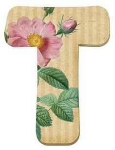 http://papirolascoloridas.blogspot.com.es/2016/03/muchas-flores-para-estas-letras.html