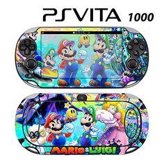 Video Game Accessories Skin Decal Sticker For Ps Vita Original 1st Gen Pch-1000 Series Atelier #04+gift In Pain
