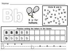 Alphabet Independent Practice- Letter Recognition and Handwriting - Melissa Williams - TeachersPayTeachers.com