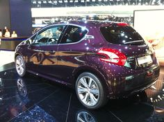 Peugeot 208 XY Purple Baby, Peugeot, Cars And Motorcycles, Vans, Vehicles, Van, Cars, Vehicle