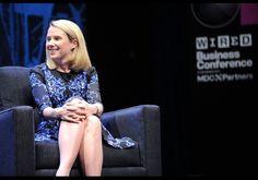 Rank 32. Marissa Mayer, 37 - CEO, Yahoo, United States