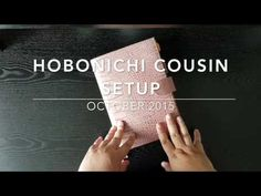Hobonichi Cousin Set