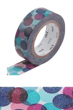 Masking-Tape single, spot blue Maskingtape