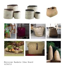 groups of loverlies Moroccan, Baskets, Hampers, Basket, Curves