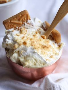 The BEST Banana Pudding you will ever have! So creamy , rich and thick. A classic recipe!