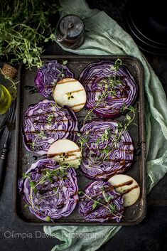 Red cabbage ready for roast 😍recipe and photography for culinary magazine Roast Recipes, Wine Recipes, Grilled Cabbage, Sour Taste, Red Cabbage, Vegetable Dishes, Food For Thought, Soul Food, Food Styling