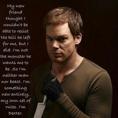 Dexter's quotes