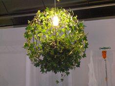 Amei essa ideia de lanterna para jardim, ficou um show.