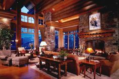 Mountain Dream Home
