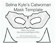 Halloween DIY: Selina Kyle/Catwoman Costume (The Dark Knight Rises ...
