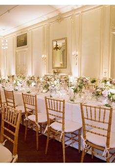 Brides: A Classic, Elegant Wedding at the Meridian House in Washington, DC