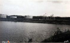 DEPOSITOS DE PETROLEO CIRCA 1945