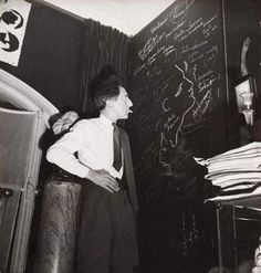 Jean Cocteau, Lee Miller 1944