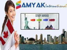 Samyak International helps you with admission process and student visa to Canada universities. Samyak International is one of the best Student Visa for Canada in Delhi. Start your education in Canada with valuable information on everything you need to know about studying abroad in Canada, from study permits and temporary resident visas and how much it costs, to finding a program and what student life in Canada is really all about. For more data please visit…