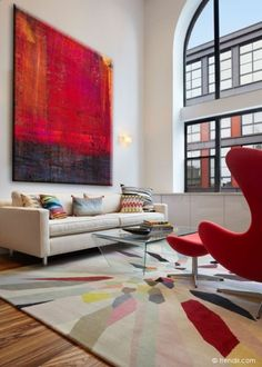 Find out why modern living room design is the way to go! A living room design to make any living room decor ideas be the brightest of them all. Cosy dining room designs as seen from above just like these amazing living room decor set to die for! Luxury Interior, Home Interior Design, Interior And Exterior, Interior Decorating, Decorating Tips, Interior Ideas, Modern Interior, Modern Decor, Living Room Decor