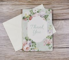 Thank You Card Whimsical Rose Suite by eefaa on Etsy Thank You Cards, Whimsical, Wedding Invitations, Rose, Unique Jewelry, Handmade Gifts, Design, Appreciation Cards, Kid Craft Gifts