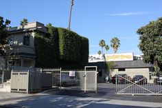 Sunset Sound studio where Janis Joplin recorded Pearl in 1970, produced by Paul Rothchild. Los Angeles, CA.