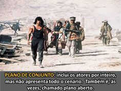 Plano de conjunto - Rambo 3