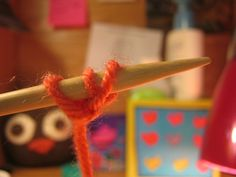 How to Knit a Cable Cast On -- via wikiHow.com
