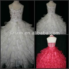 #Cheap Girl Pageant Dress, #Kids Pageant Dresses, #Little Girls Pageant Dresses From China