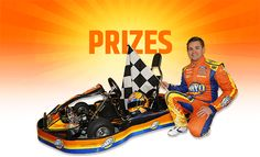 I just entered SunnyD's sweepstakes for the chance to win a Race with Ricky and four of my friends! Enter now: