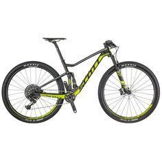 Scott Spark RC 900 Pro - 2018 - Cross Country - MTB Full Suspension - Bikes - SANVIT - BIKE and FITNESS, Appiano - Alto Adige - Italia