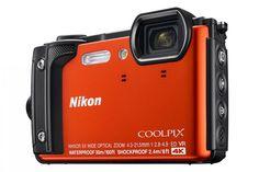 Nikon Coolpix W300, uma compacta 4K à prova d'água   iPhoto Channel