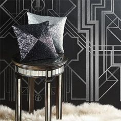 Luxe and Lavish: Great Gatsby Inspired Interiors