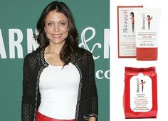 Bethenny Frankel is selling her Skinnygirl Face and Body line at Wal-Mart.