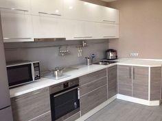 Modern Home Decor Kitchen Kitchen Room Design, Home Decor Kitchen, Interior Design Kitchen, Home Kitchens, Sweet Home Design, Modern Kitchen Cabinets, Kitchen Modern, Contemporary Kitchen Design, Cuisines Design