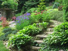 Garden entrance by o--man, via Flickr
